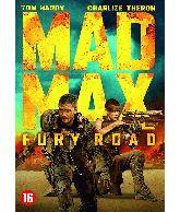 DVD Mad Max Fury Road