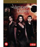 DVD VAMPIRE DIARIES, THE S.6 (5 DVD)