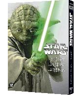 DVD STAR WARS TRILOGY 1-3 (3 DVD)