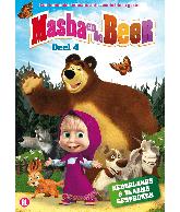 DVD Masha En De Beer 4
