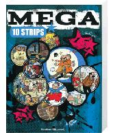 Megastripboek (10e uitgave)