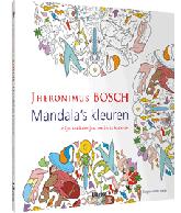 Mandala's kleuren Jheronimus Bosch