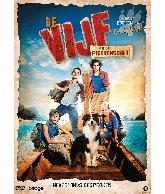 DVD De VIJF en de Piratenschat