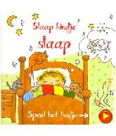 Geluidboek slaap kindje