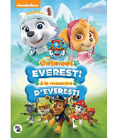 DVD Paw Patrol 5: Meet Everest