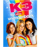 K3 Vriendenboek