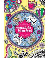 Enige echte mandala kleurboek voor kids