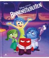 Disney lees & luisterboek Binnenstebuiten