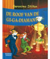 Geronimo Stilton - De roof van de gi-ga diamant