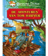 Geronimo Stilton: De avonturen van Tom Sawyer