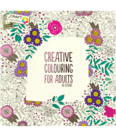 Creative Coloring for adults 80 kleurplaten