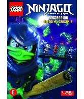 DVD LEGO NINJAGO: MASTERS OF SPINJITZU  S.5