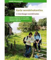 ANWB Wandelgids Korte Wandelvakanties
