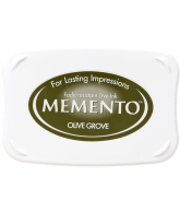 Memento ink pad Olive Grove