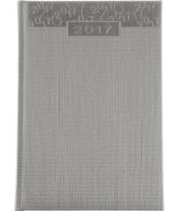 DIRECTEUR DOBBY 2017 ZILVER NR 112 (bureau agenda)