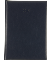 WT A5 2017 DONKERBLAUW NR 202 (weekagenda)