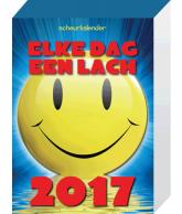 Scheurkalender 2017: Elke dag een lach