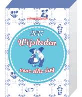 Scheurkalender 2017: Wijsheden elke dag