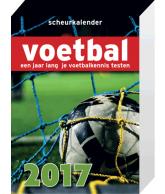 Scheurkalender 2017: Voetbal
