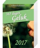 Scheurkalender 2017: 365 dagen geluk