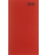 AGENDA TOPPER SOFT ZAKAGENDA 2017: ROOD (416)