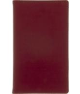 Zakagenda pocket wallet 2017: Bordeaux (604)