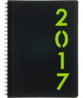Weekagenda Wire-O 2017: Lime (603)