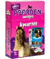 Paarden weetjes kwartet