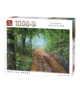 Puzzle into the woods (1000 pcs)