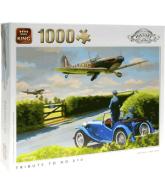 Puzzle Tribute to no. 610, 1000 stukjes