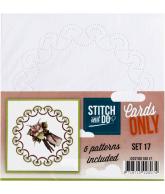 Stitch & Do Cards only set 17
