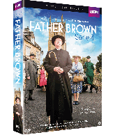 DVD Father Brown - Seizoen 4