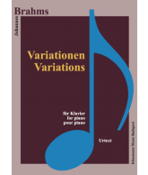 Brahms, Variationen