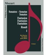 Sonaten, Fantasie und Rondi I