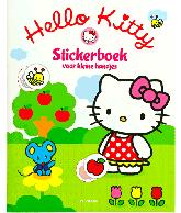 Hello Kitty! Stickerboek voor kleine handjes