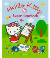Hello Kitty Super kleurboek