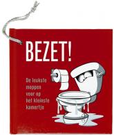 Toiletboek Bezet