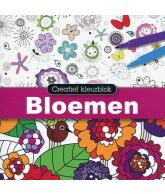 Creatief kleurboek Bloemen