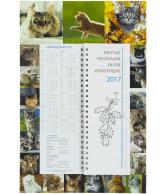 Omlegweek kalender 2017 Lovely Cats