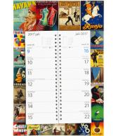 Omlegweek kalender 2017 Oude Posters