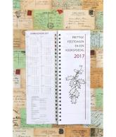 Omlegweek kalender 2017 Postkaart