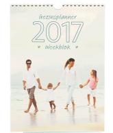Weekkalender 2017 Gezinsplanner