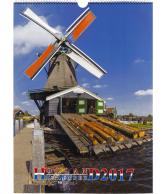 Holland Kalender 2017 (A3 Formaat)