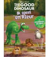 The Good Dinosaur - Ik speel en kleur
