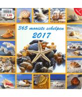 Kalender 2017: 365 Mooiste schelpen