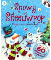 Snowy de sneeuwpop Sticker en activiteitenboek