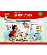 Magnetisch oefenboek, ik leer rekenen Suske en Wiske