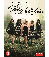 DVD Pretty Little Liars Seizoen 6