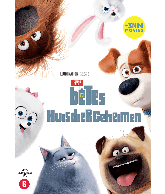 DVD Huisdiergeheimen (Secret life of pets)