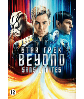 DVD Star Trek Beyond